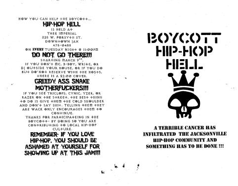 BoycottOuter